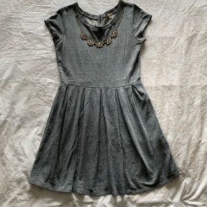 GAP pleated business casual dress